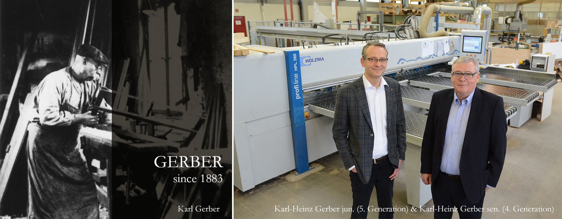 Gerber since 1883