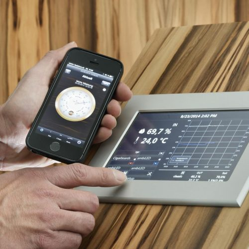 App IOS & Android Number One » GERBER Humidor