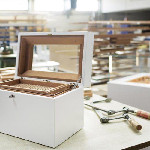 GERBER Humidor Cube Werkstatt