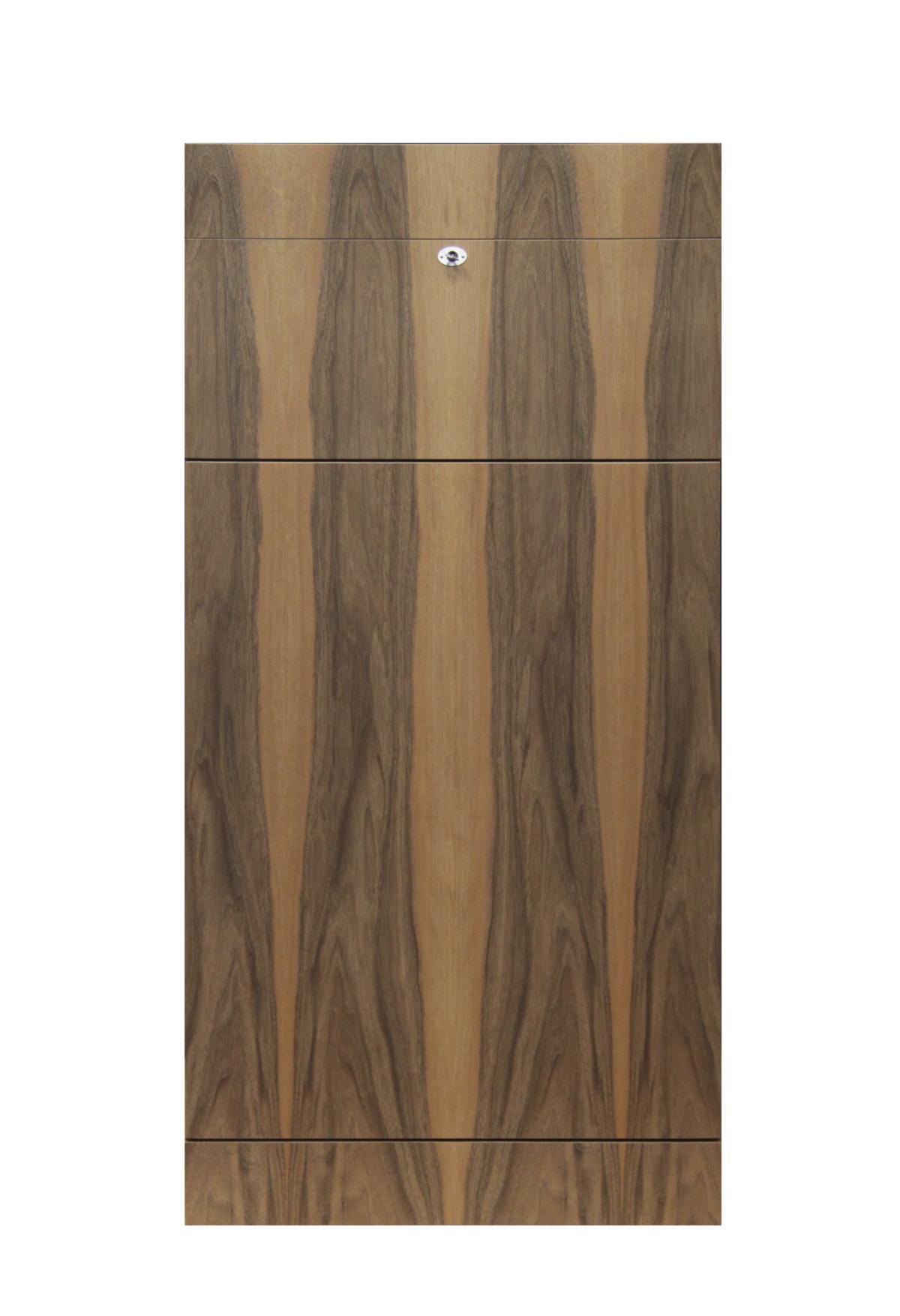 GERBER Humidore Monolith Nussbaum