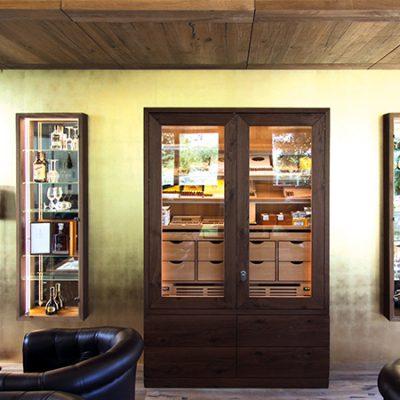 Gerber Humidor Cigar Lounge