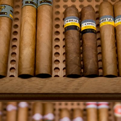 Gerber Humidor Zigarren