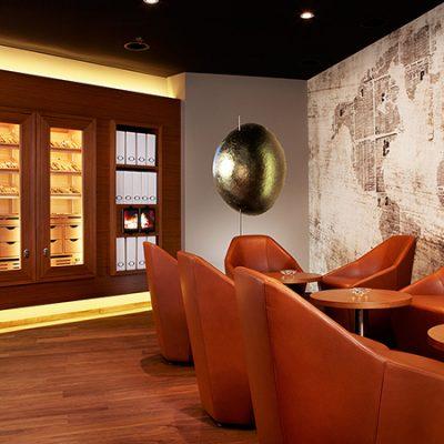 Gerber Humidor Zigarren Lounge