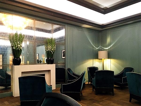 Cigar Lounges Luxushotel Adlon GERBER Humidor