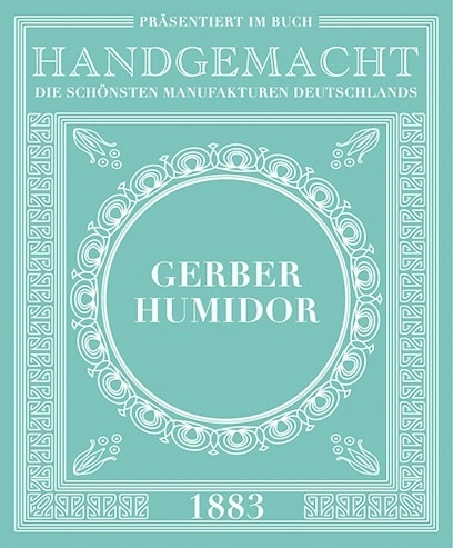 GERBER Humidor HDG Siegel