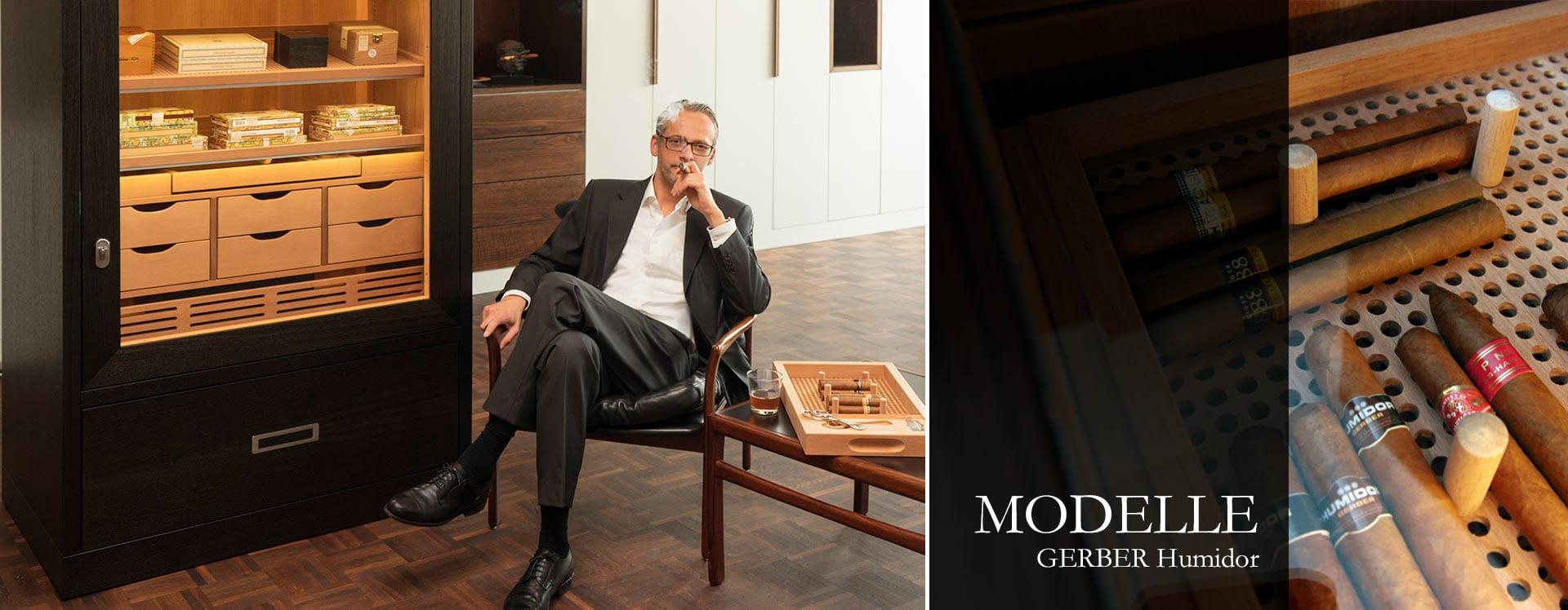 Humidor Modelle Gerber Humidore